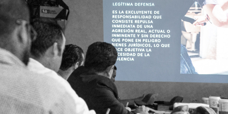 Legitima Defensa Ludus PMC